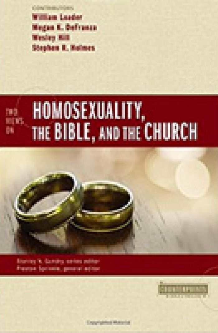 Homosexuality, the Bible and the Church